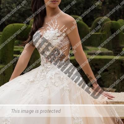 Dress Wedding Page Image