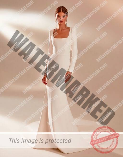 Gown Image M253